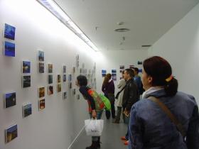 Sala d'Art Jove_La mirada de la dona de Lot_2006