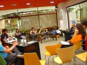 Sala d'Art Jove_representacio_2007