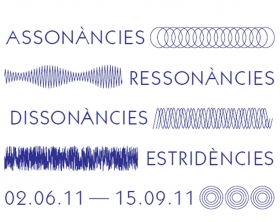 Sala d'Art Jove_Assonàncies, ressonàncies, dissonàncies i estridències_2011