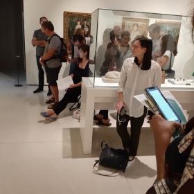 Sala d'Art Jove. Projecte intervenvió Art Jove 2018 1