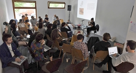 Residència Saas-Fee Summer Institute of Art (SFSIA). Sala d'Art Jove 2019